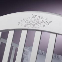Кроватка Baby Italia Cinzia Lux