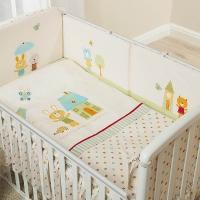 Постельное бельё для новорожденных Perina Глория. Happy Days. Комплекты из 4 или 6 предметов