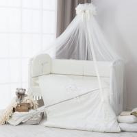 Постельное бельё в кроватку Le petit bebe.