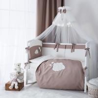Постельное бельё в кроватку Perina Бамбино