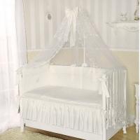 Постельное бельё в кроватку Perina  Амели с балдахином